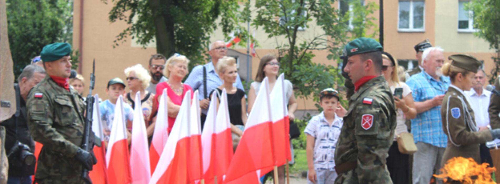 Obchody Święta Wojska Polskiego w Siedlcach