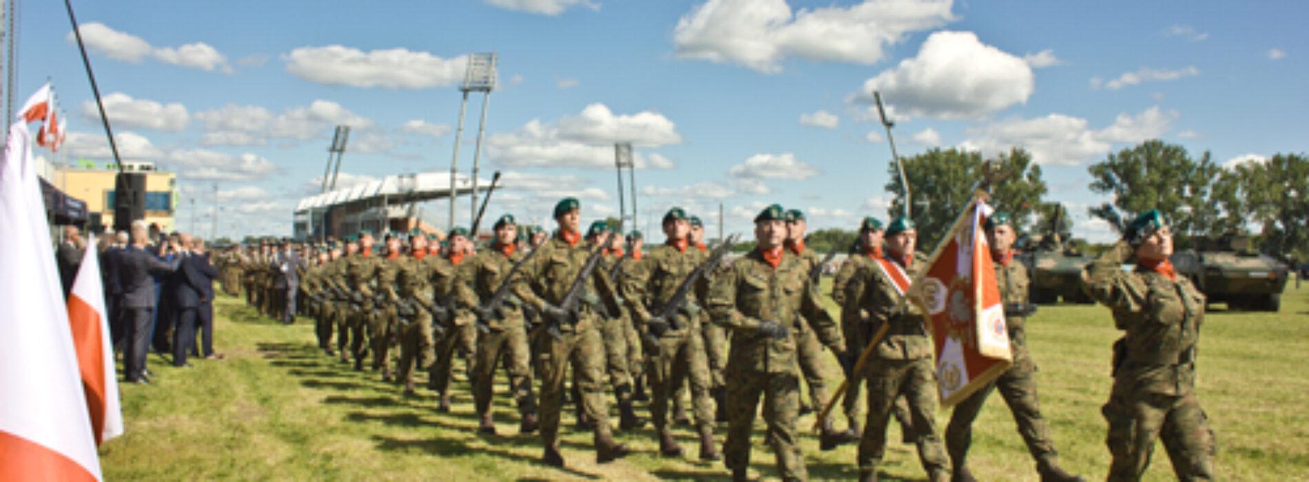 Święto 18. Dywizji Zmechanizowanej